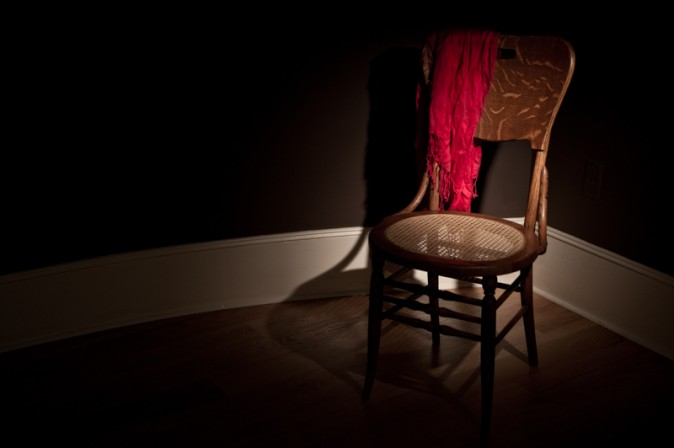 Empty chair © Sabrina Henry