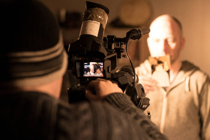 duckrabbit's Mini-Doc Masterclass: Learn how to make cracking short films in 2 days