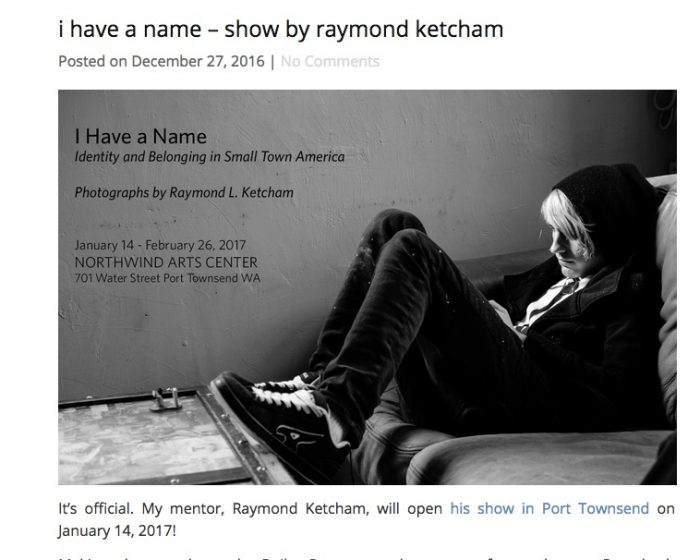 """""""I Have a Name"""" (…and now I have a face too)"""